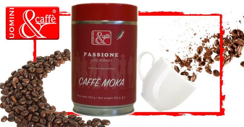 Offerta Produzione e Vendita Caffè in Grano Vicenza - Promozione Caffè Miscela Arabica Vicenza