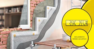 offerta isolamento termico edifici torino occasione isolamento acustico edifici torino