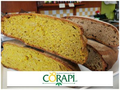 offerta pane cotto a legna lamezia terme promozione pane con lievito madre lamezia terme corapi