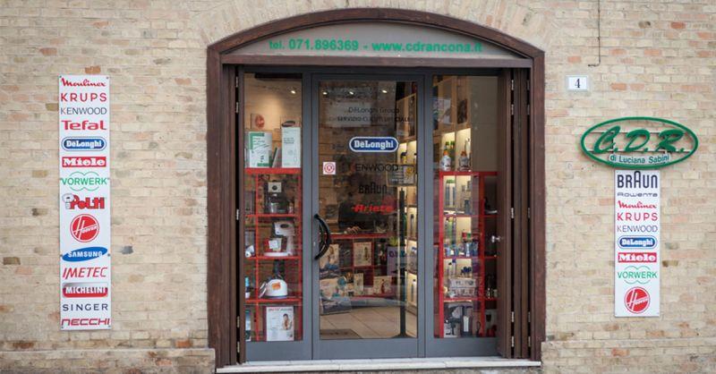 CDR offerta centro ricambi elettrodomestici ancona - occasione vendita piccoli elettrodomestici