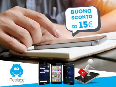 offerta smartphone nomentana promozione smartphone buono sconto ireplace roma nomentana