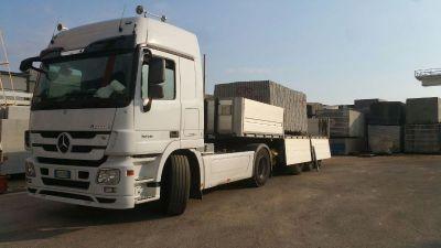 offerta spostamento marmi piemonte promozione trasporto pietre per lavorazioni edili svizzera