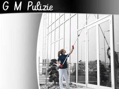 offerta pulizia vetrate promozione pulizia vetrate esterne g m pulizie