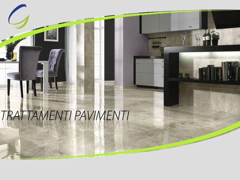 Offerta servizio specializzato in trattamenti professionali pavimenti nel Veneto - G.M. Pulizie