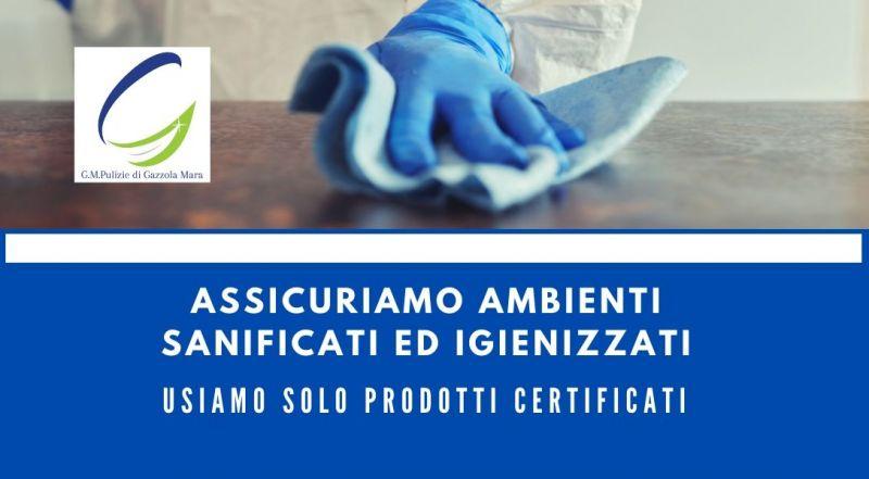Occasione sanificazione ufficio a Treviso – vendita ambienti igienizzato servizio di pulizia a Treviso