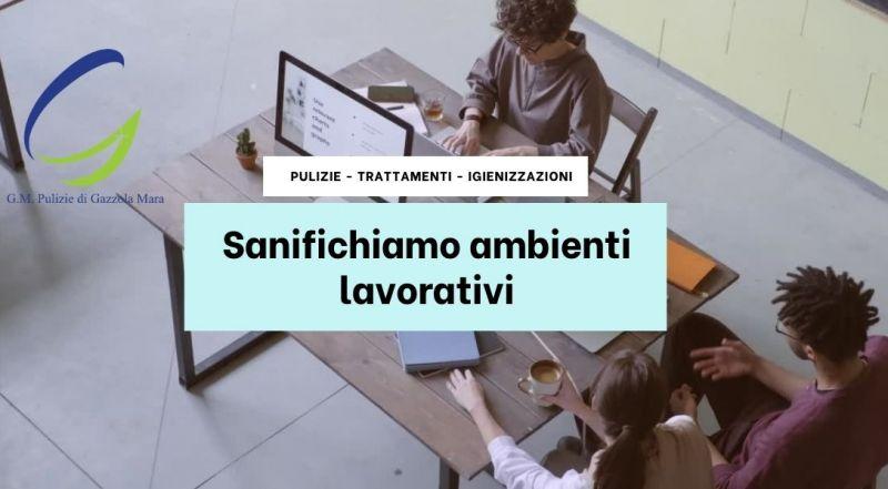 Occasione sanificazione ambienti di lavoro a Treviso – Offerta igienizzazione uffici e aziende a Treviso