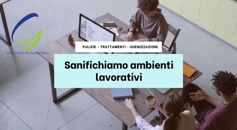 Occasione sanificazione degli ambienti di lavoro a Treviso – Offerta igienizzazione uffici e aziende a Treviso