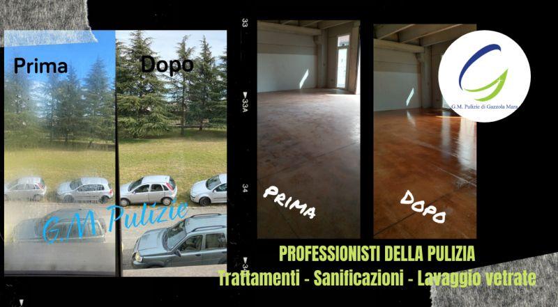 Offerta lavaggio vetrate di uffici a Treviso – occasione sanificazione e pulizia uffici a Treviso