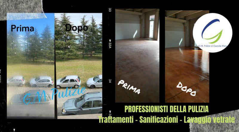 Offerta sanificazione ambienti lavaggio vetrate a Treviso – occasione sanificazione di ufficio a Treviso