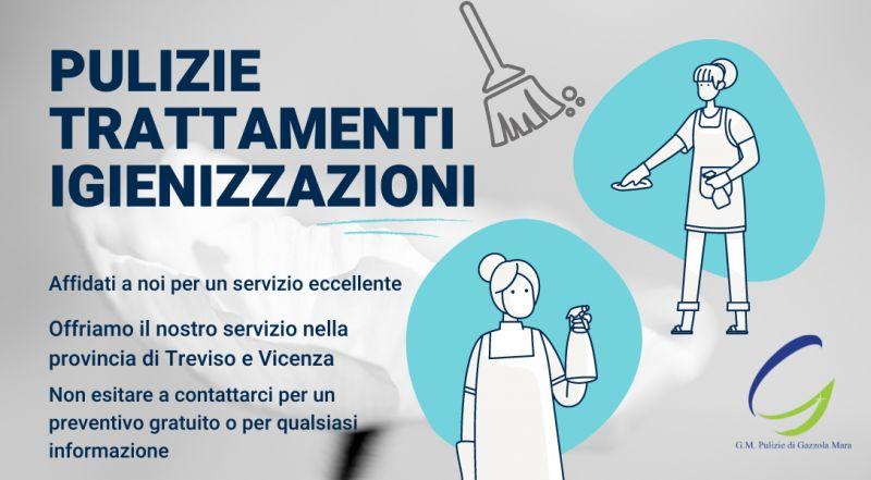offerta pulizia professionale condomini a Treviso- Promozione pulizie condominiali a Treviso