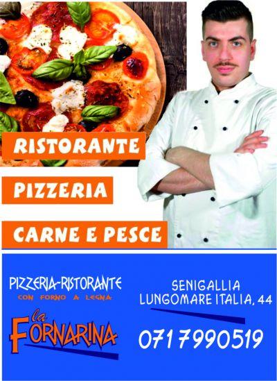 vieni da la fornarina ti aspettano un ampia scelta di gustose pizze