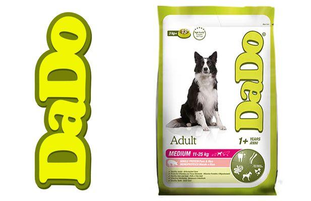 Occasione cibo per cani - Dado maiale e riso 3 kg.