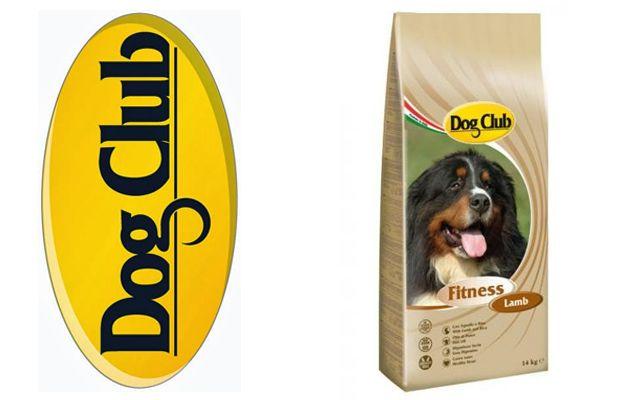 Promozione cibo per cani adulti - Dog Club Fitness Agnello 14 Kg
