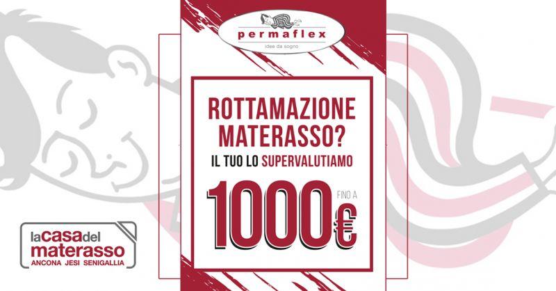 LA CASA DEL MATERASSO EGM - Offerta Rottamazione Materasso Ancona Jesi Senigallia