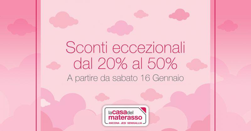 Offerta Materassi in Sconto Ancona Jesi - Occasione Materasso Scontato Ancona Jesi