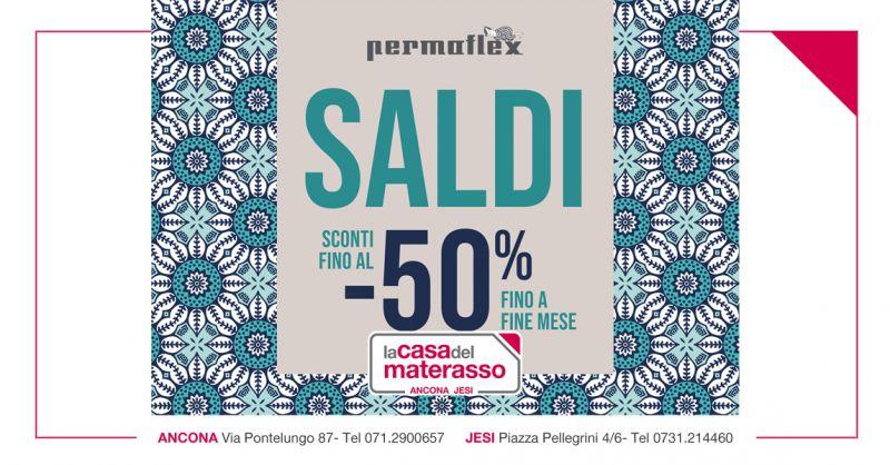 Offerta Materassi Permaflex In Saldo Ancona - Occasione Dove Trovare Materassi Convenienti Ancona