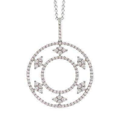 da il gioiello trovi la collezione bliss gioielli ginger collana argento e cubic zirconia