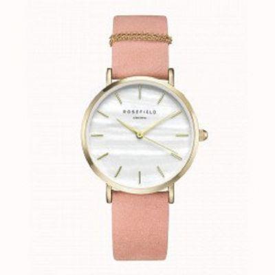 da il gioiello collezione rosefield the west village rosa tenue oro rosa