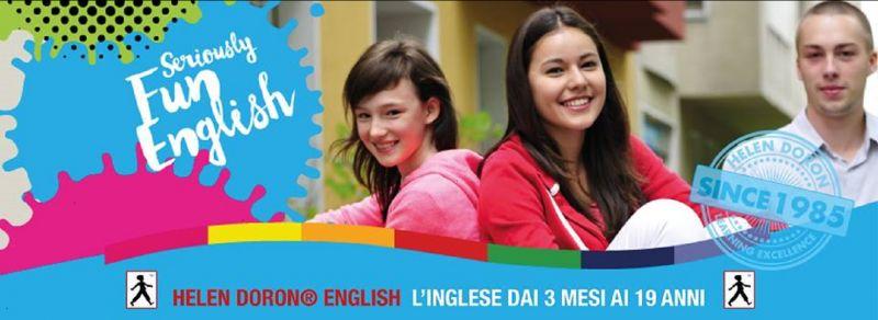 HELEN DORO ENGLISH promozione corsi di recupero inglese - offerta lezioni d'inglese