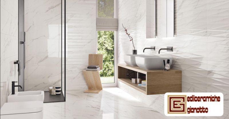 EDILCERAMICHE GIANOTTO offerta rivestimenti per il bagno - occasione piastrelle per la cucina