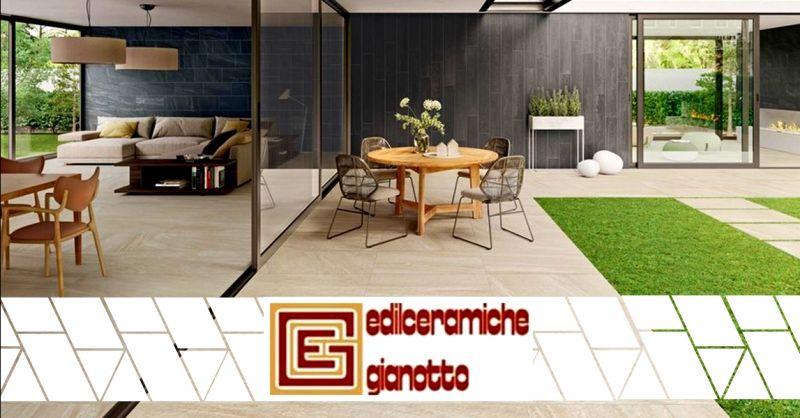 EDILCERAMICHE - Promozione vendita piastrelle gres porcellanato per interni ed esterni Verona