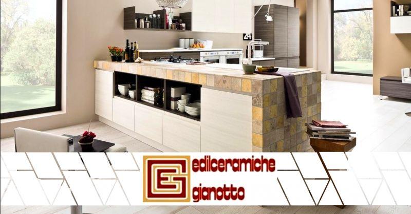 Promozione vendita pavimenti in ceramica - occasione piastrelle per cucina in muratura Verona