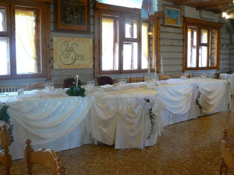 Offerta ristorante per matrimonio Verona - Promozione menù personalizzato Valpolicella