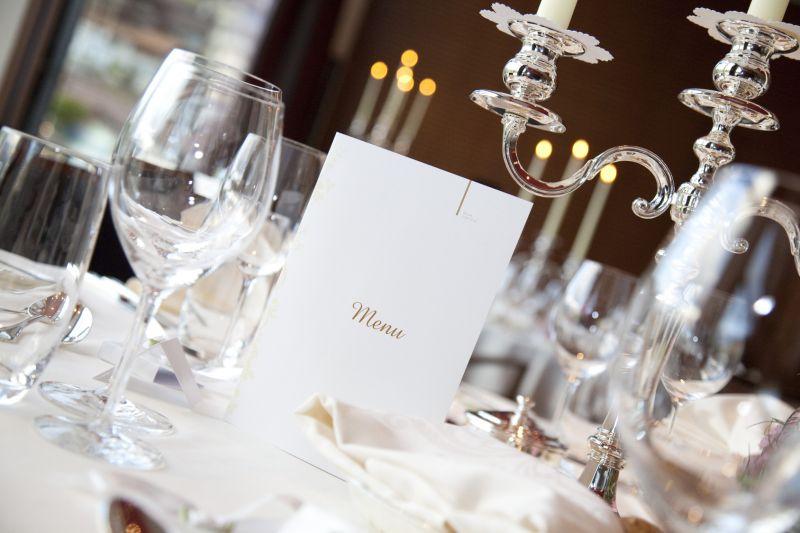 Offerta ristorante per matrimonio in Valpolicella - Offerta menù personalizzato per matrimonio