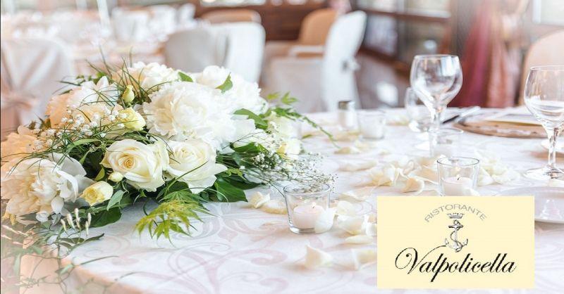 RISTORANTE VALPOLICELLA offerta menu prima comunione - occasione ristorante per comunione
