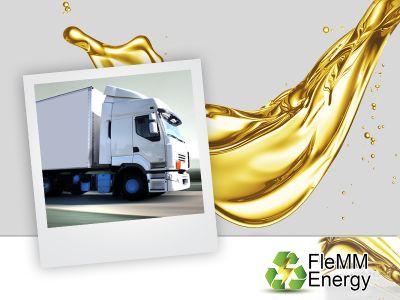 offerta ritiro olio alimentare usato promozione trasporto olio usato vicenza verona