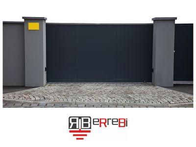 offerta sistemi di motorizzazione cancelli promozione automazione cancelli verona errebi