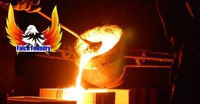 offerta prodotti di fonderia sabbia animisteria vicenza occasione fusione anima in alluminio vicenza
