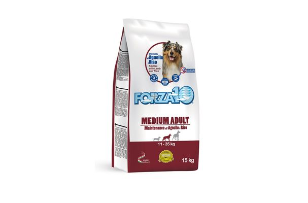 Forza 10 medium adult maintenance agnello e riso 15 Kg