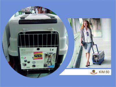 offerta trasportino con rotelle promozione imac kim 60 arca di noe