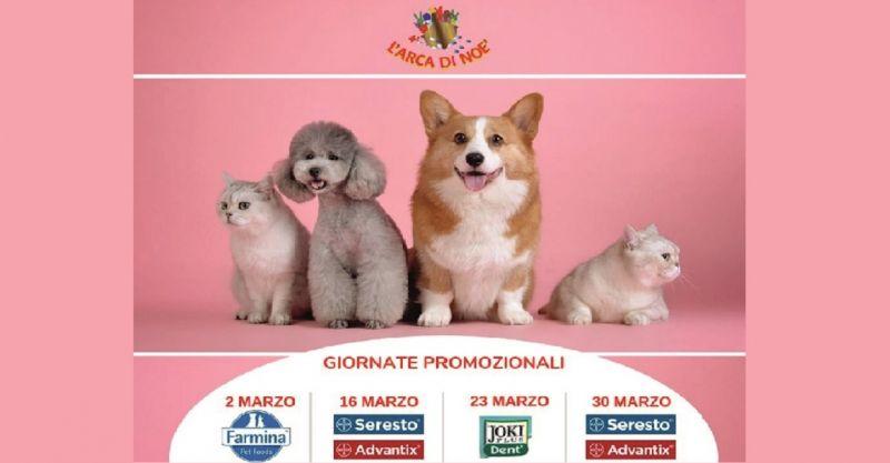 ARCA DI NOE' - promozione vendita prodotti e articoli per animali