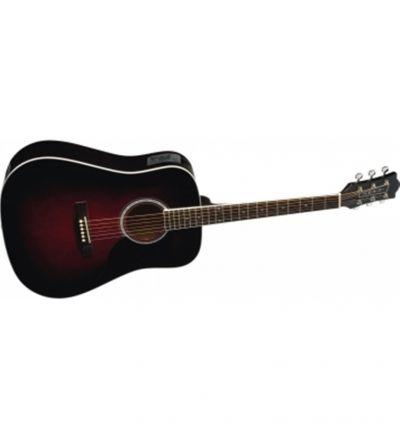offerta chitarra acustica elettrificata eko ranger 6 eq