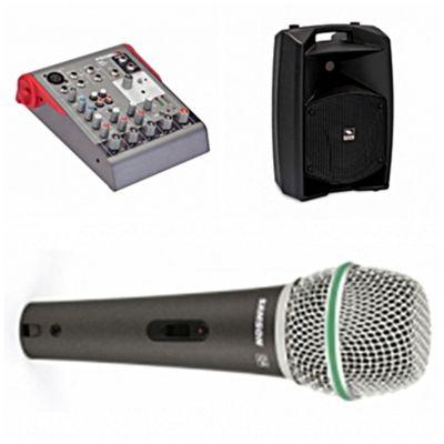 offerta impianto audio karaoke mezzanota valdagno