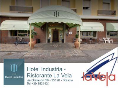 offerta pernottamento brescia promozione hotel brescia hotel industria ristorante la vela