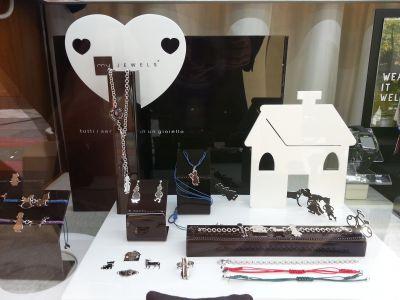 occasione gioielli argento offerta gioielli argento e pietre rognoni gioielli cremona