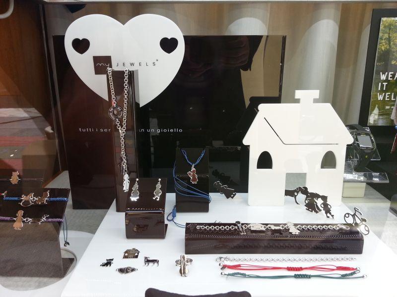 Occasione gioielli argento - offerta gioielli argento e pietre - Rognoni gioielli Cremona