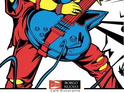 promozione pop rock spresiano offerta the leggendary blue notes spresiano bar borgo nuovo