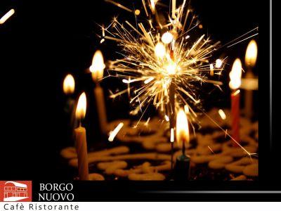 offerta feste di compleanno treviso bar ristorante borgo nuovo