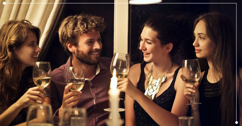 BAR RISTORANTE BORGO NUOVO Offerta aperitivo alla Milanese a Spresiano - Occasione aperitivi