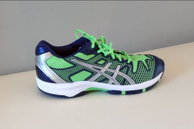 offerta scarpa asics gel solution 2 gs navy