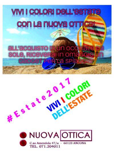vivi i colori dellestate con la nuova ottica nuova ottica ancona estate2017
