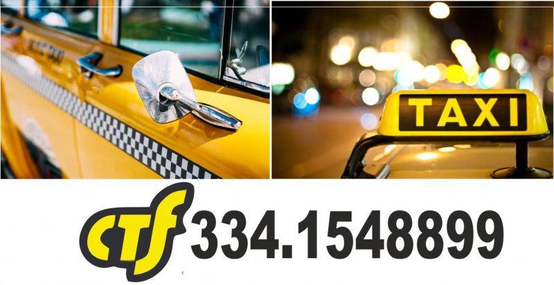 CTF TAXI Consorzio Tassisti Falconara - offerta servizio navetta taxi aeroporto