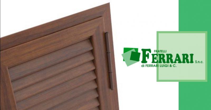 FRATELLI FERRARI SNC offerta serramenti in alluminio - occasione serramenti personalizzati