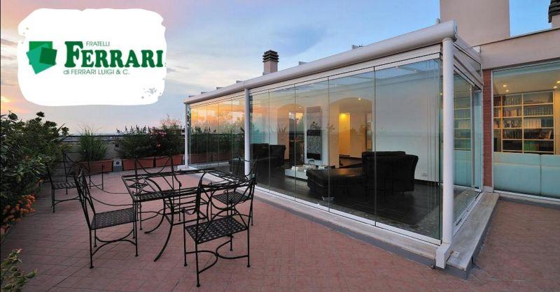 offerta verande e coperture a Piacenza - occasione realizzazione giardini d'inverno a Piacenza