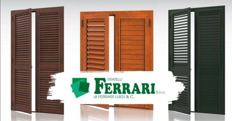 offerta installazione persiane Piacenza - occasione persiane blindate in alluminio a Piacenza