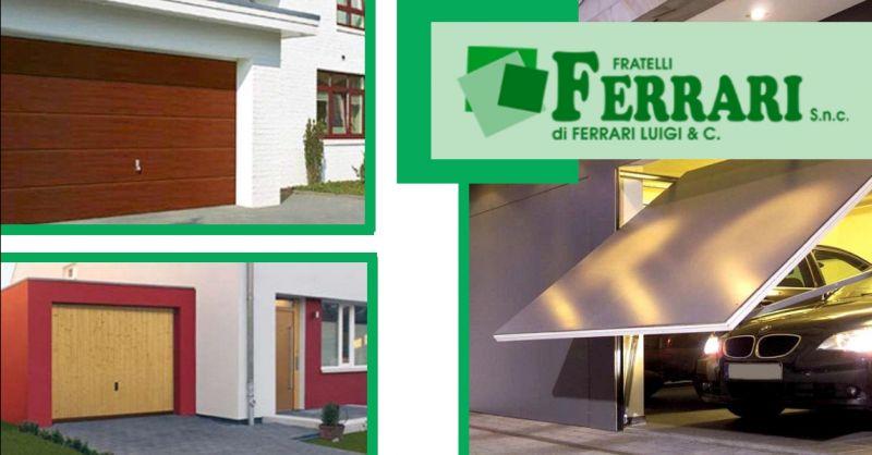 offerta vendita porte per garage Piacenza - occasione installazione portoni basculanti Piacenza
